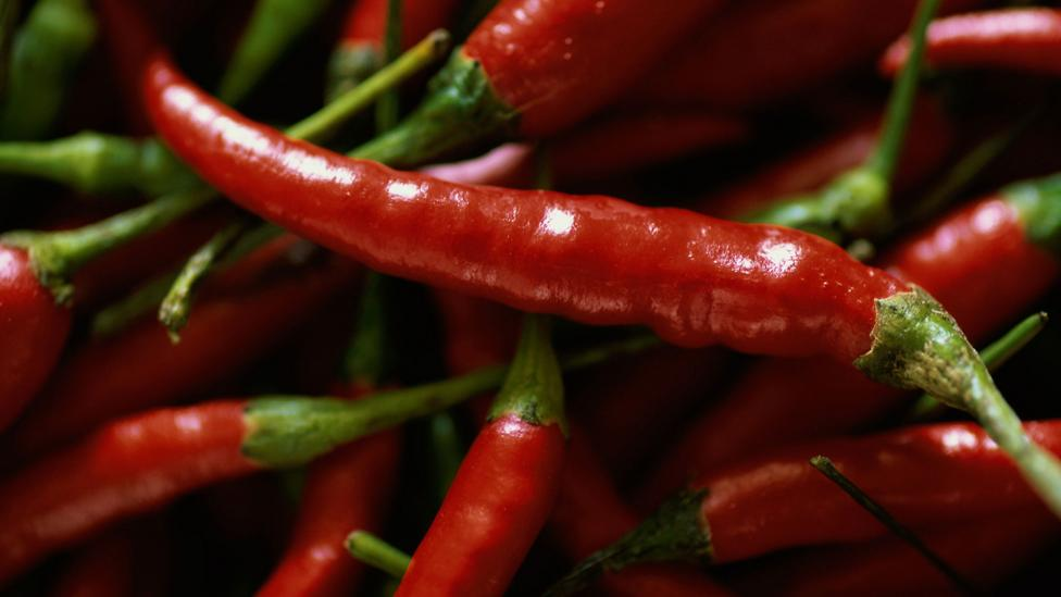 The tongue can detect flavours like chilli, but you need smell to appreciate more complex tastes (Credit: Thinkstock)