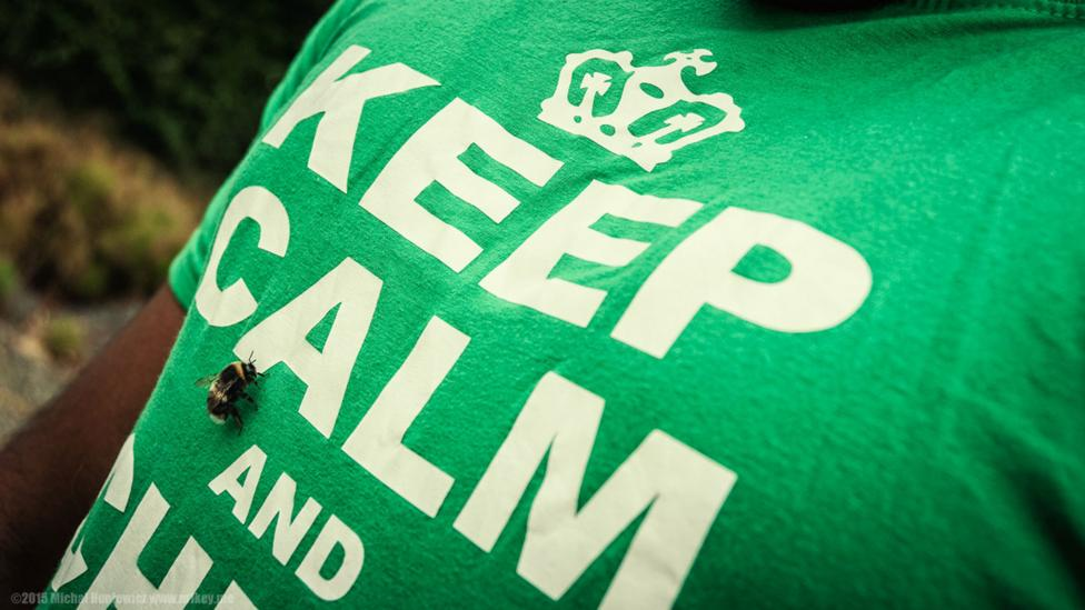 Software used to create T-shirt slogans similar to this one generated offensive results (Credit: Michal Huniewicz/Flickr/CC BY 2.0)