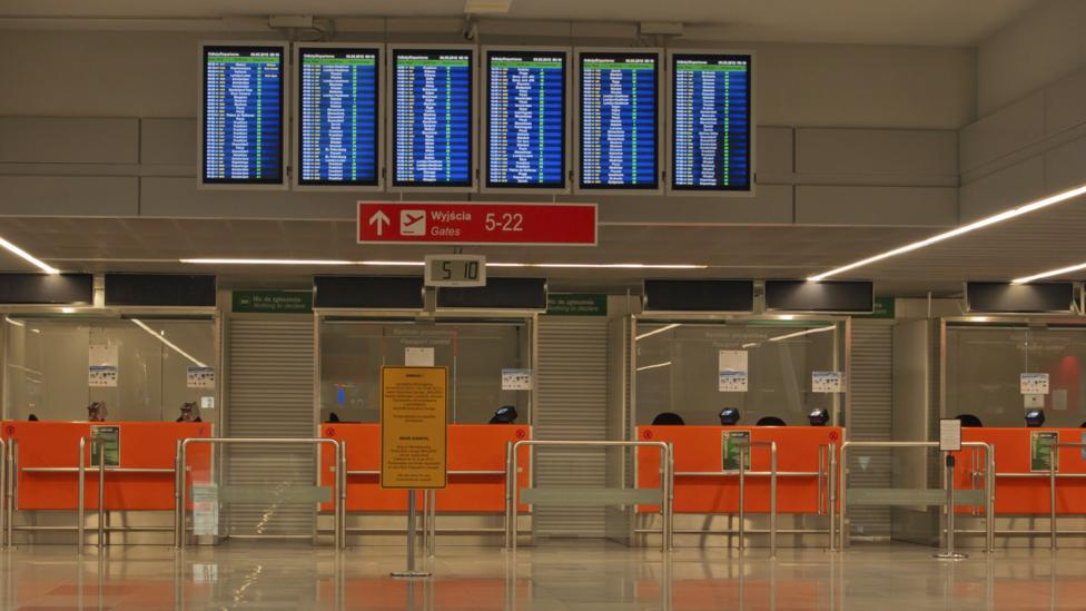 A psychological experiment in an airport revealed new tricks to spot liars (Credit: Thinkstock)