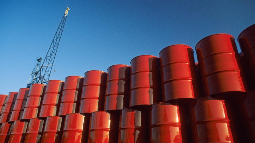 Storage space special equipment for oil refining, gas processing