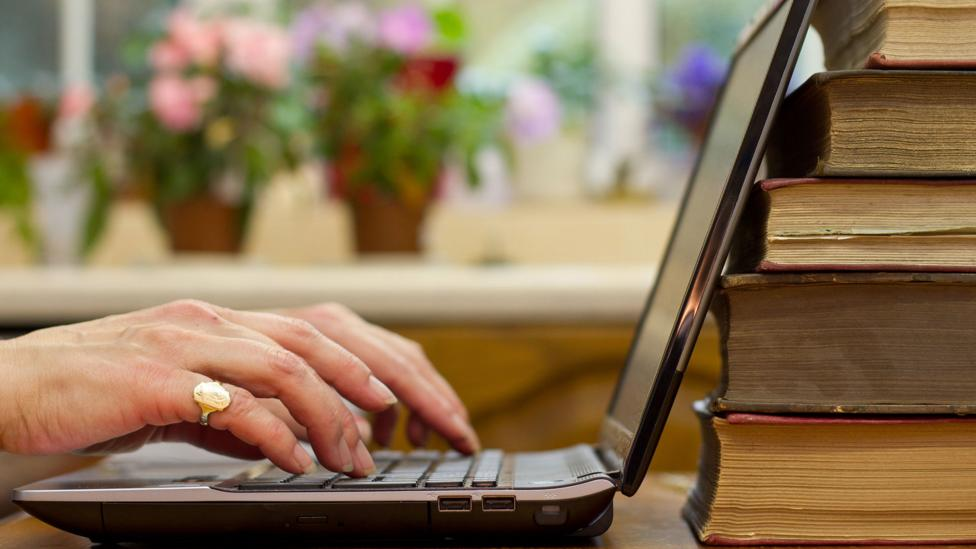 Next time you want to show off your know-how, you may want to think before you type (Credit: Getty Images)