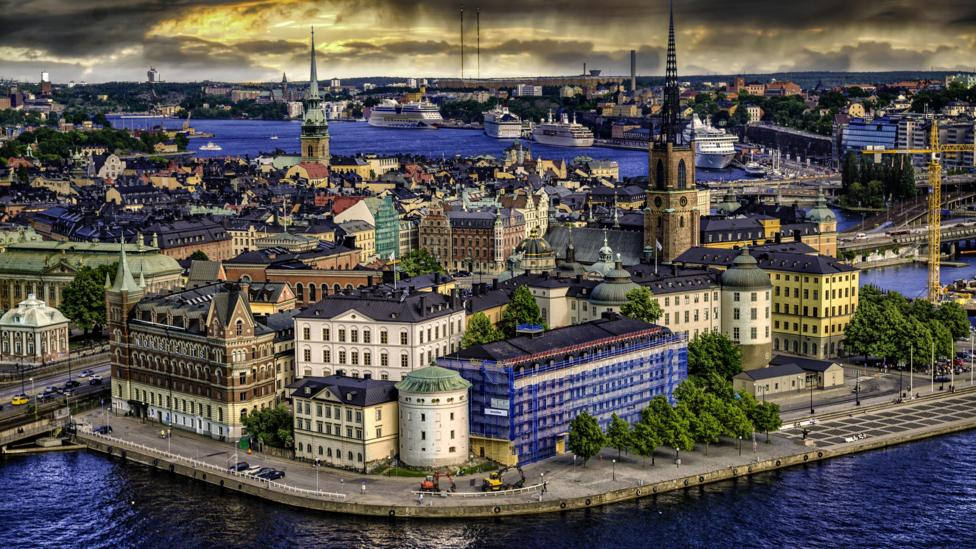 Stockholm has an acute shortage of apartments. (Credit: Domingo Leiva/Getty Images)