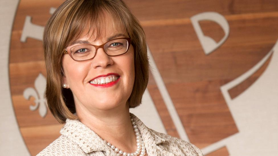 CEO Cheryl Bachelder has learned from previous mistakes. (Credit: Popeyes Louisiana Kitchen)