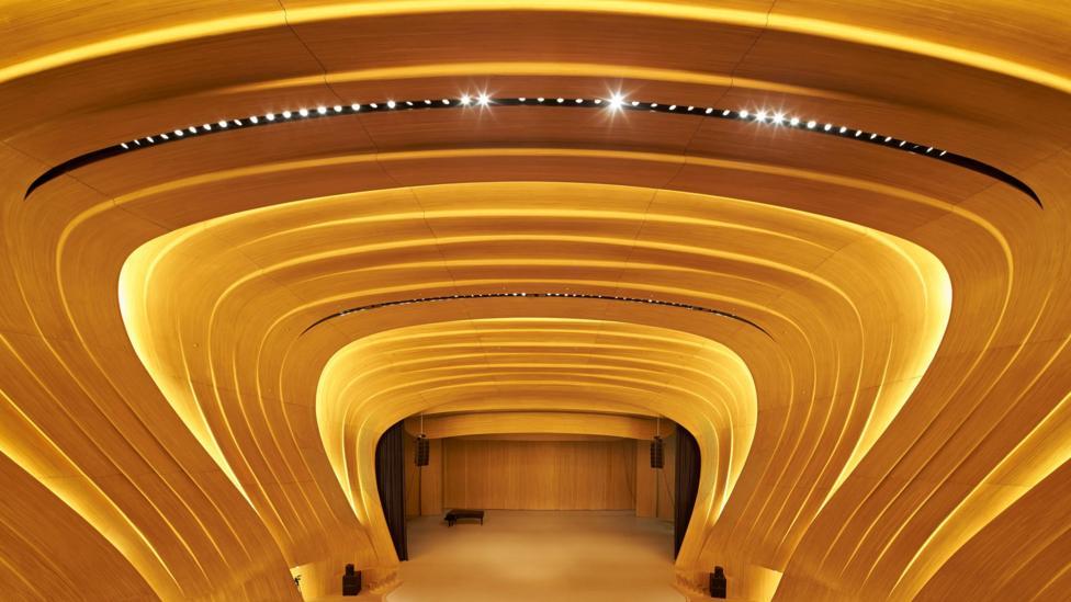 Heydar Aliyev Centre, Baku, Azerbaijan