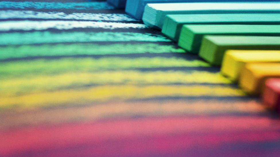 Even if you carry the right versions of the genes involved in colour perception, training may be crucial to cash in on your genetic potential (Credit: Getty Images)