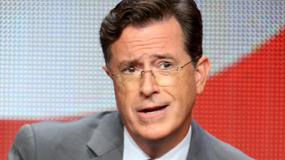 Looking for some inspiration? Comeback master Stephen Colbert isn't a bad place to start (Credit: Getty Images)
