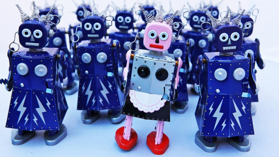 Take me to your leader (Credit: Alamy)