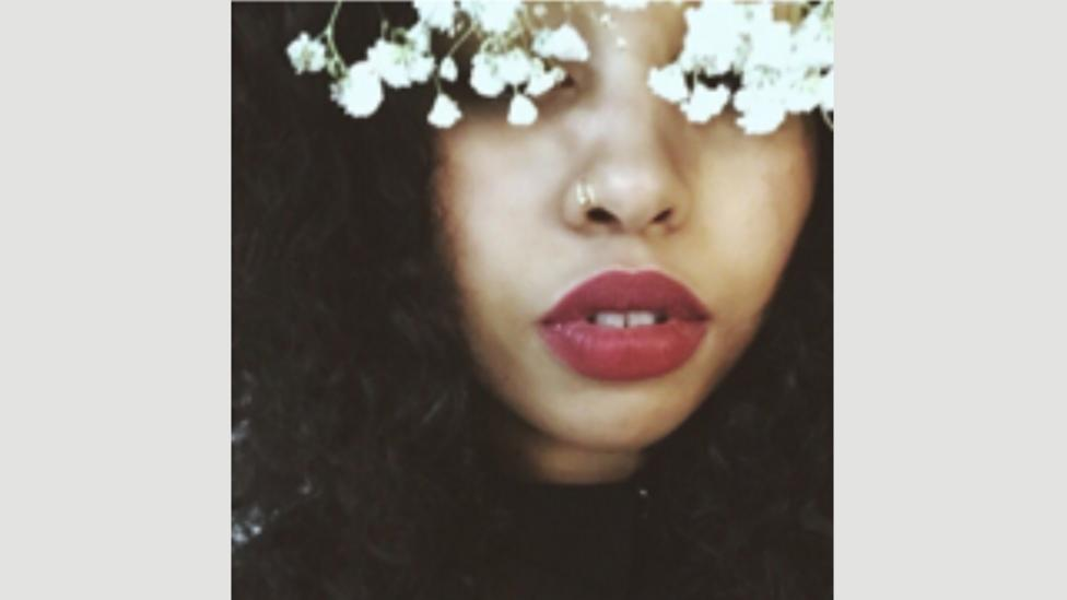 Warsan Shire's debut collection is due to be published later in 2016 (Credit: Instagram)