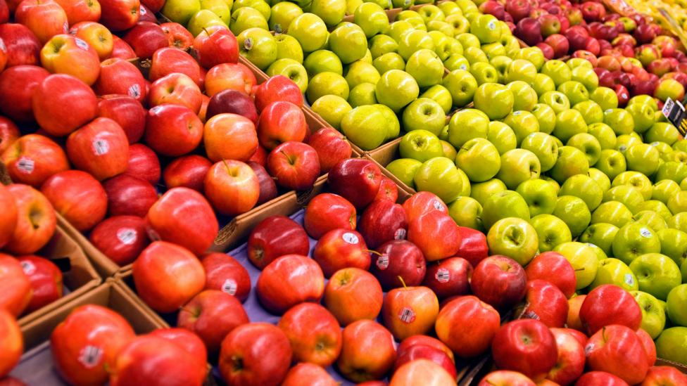 The apple market in the US is worth some $4bn a year (Credit: Alamy)