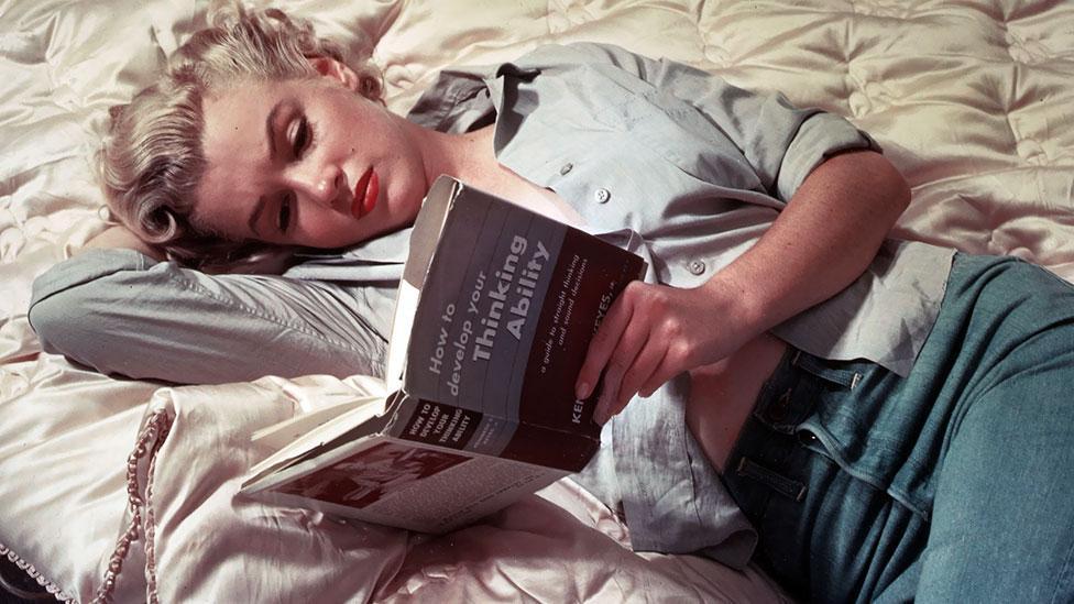 JOHN FLOREA Marilyn Monroe 1956