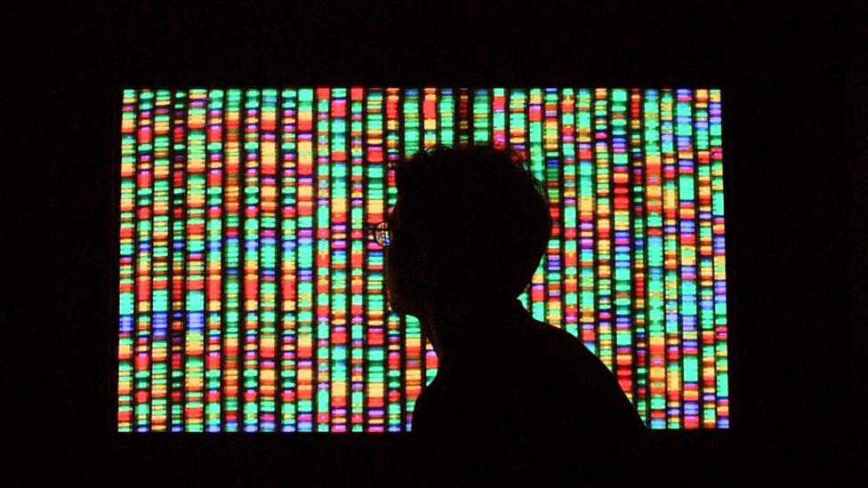 DNA strands (Credit: Getty Images)