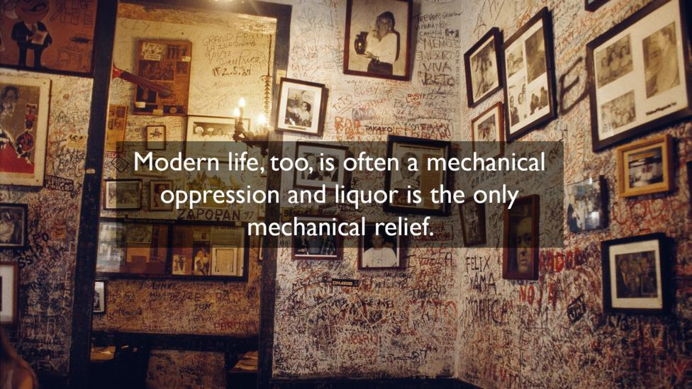 On modern life