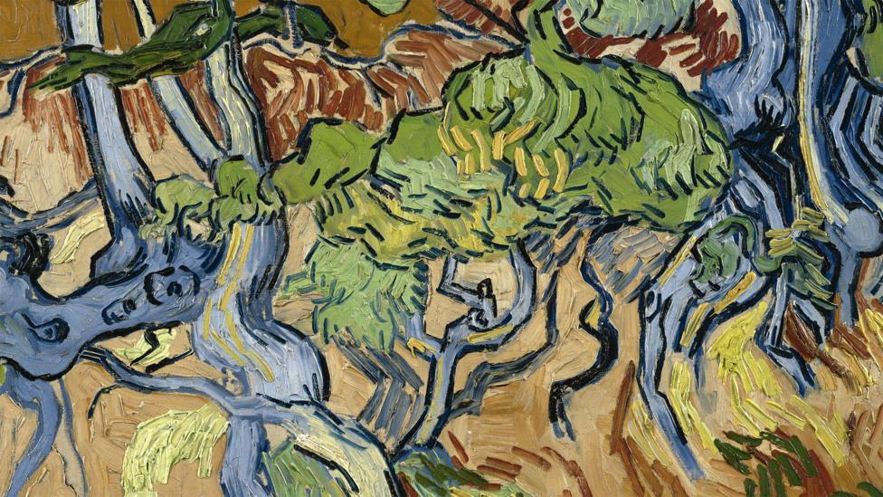 Tree Roots by Vincent Van Gogh (Credit: Vincent Van Gogh)