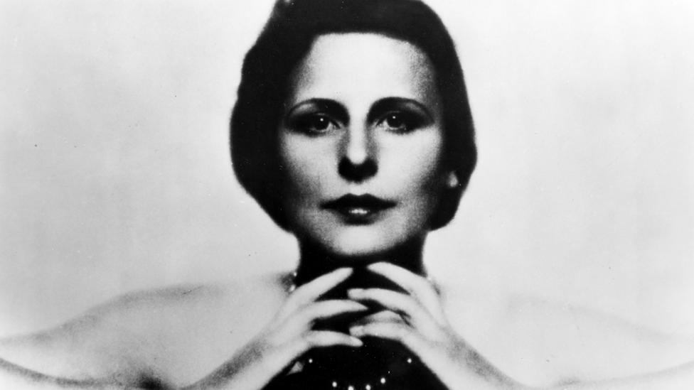 Leni Riefenstahl trained as a dancer and was an actor in several hit films of the 1920s and '30s before she became a director (Credit: Alamy)