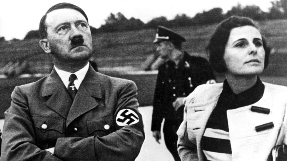 Riefenstahl's close ties to the National Socialists – and Hitler in particular – haunted her for the rest of the life, but she remained adamant she was no Nazi (Credit: Alamy)
