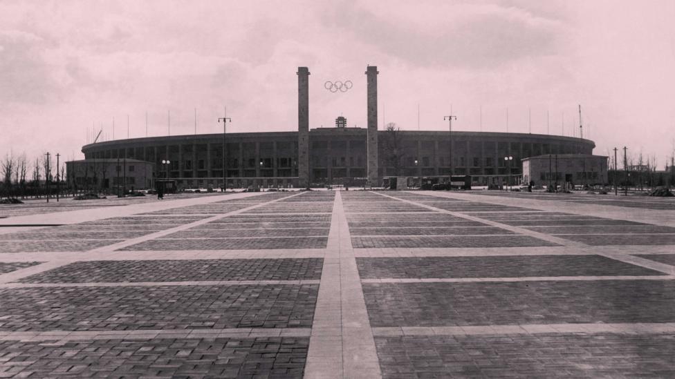 Berlin's Olympiastadion (Credit: Alamy)