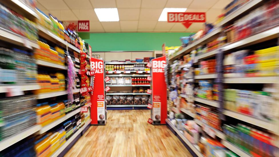 Even a simple trip to the supermarket can be overwhelming for people suffering from cognitive fatigue (Credit: Alamy)