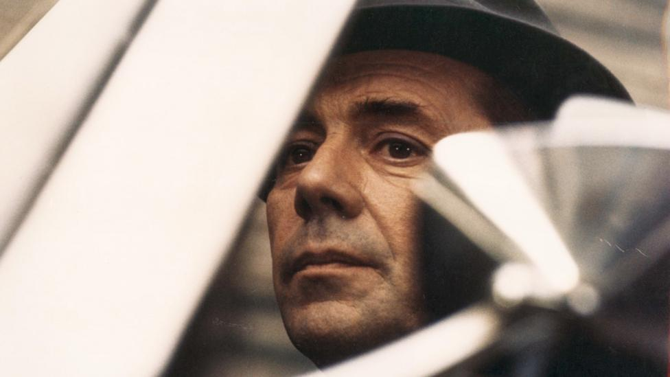 Dirk Bogarde reportedly felt more terror on stage than he had ever experienced during World War II. It was, he said, as close to death as you could get (Credit: Alamy)