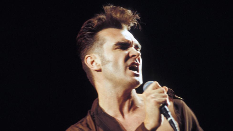 Music and literature may be one way for artists like Morrissey to express the feelings they find hard to articulate in everyday life (Credit: Alamy)