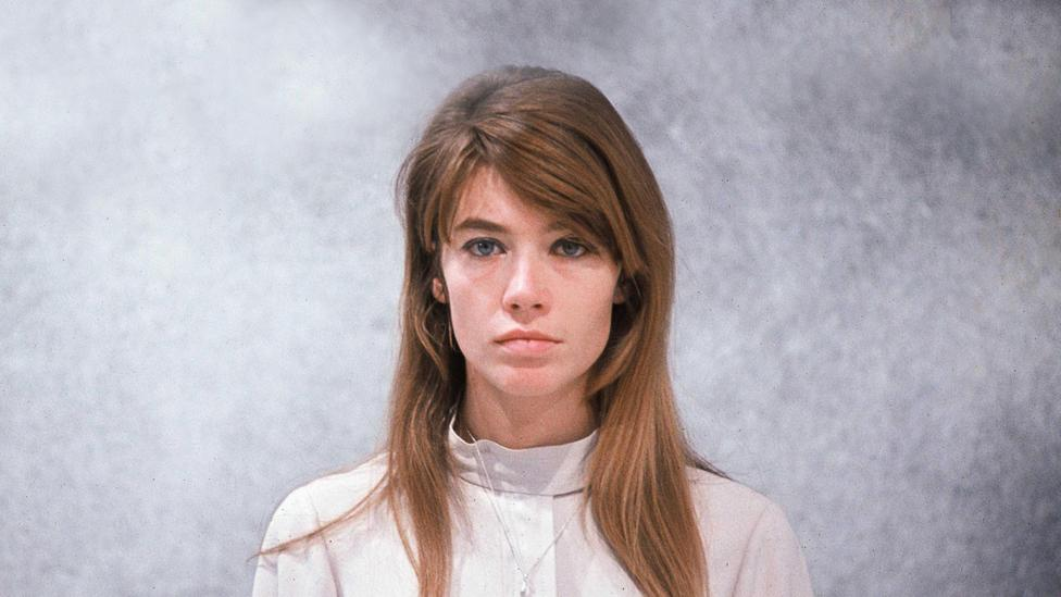 Francoise Hardy (Credit: Rex Features)
