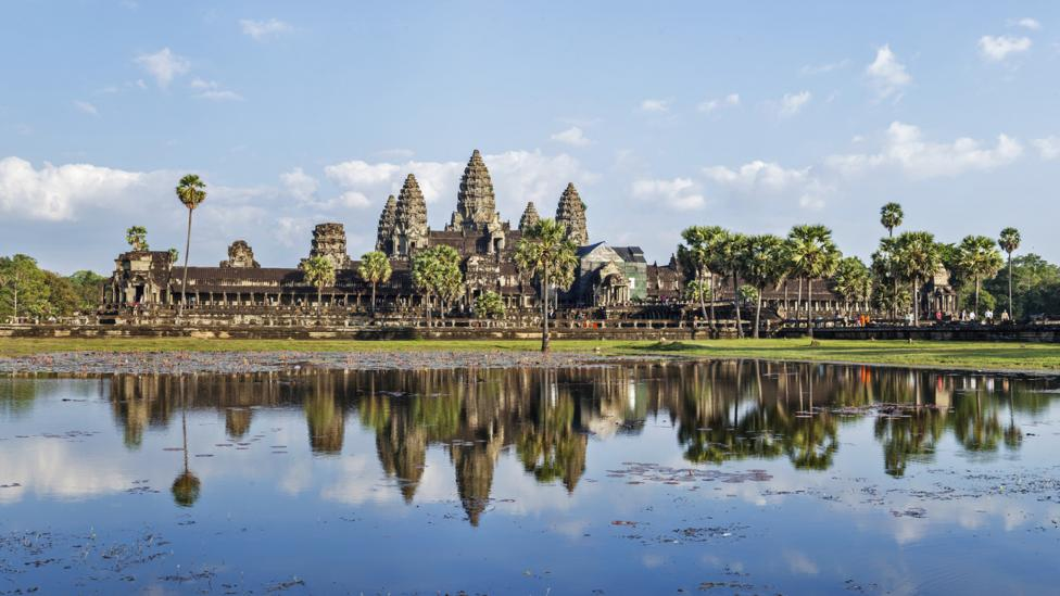 While most tourists flock to the Angkor Wat temple complex near Siem Reap further north, there's plenty for expats in Phnom Penh (Credit: Alamy)