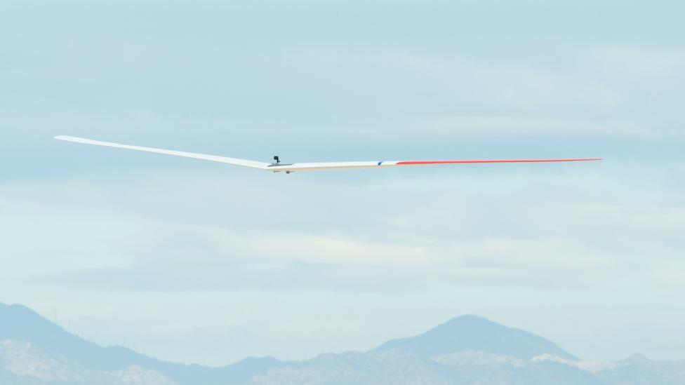 The Nasa team hope to test a prototype at high altitude on Earth very soon (Credit: Nasa)