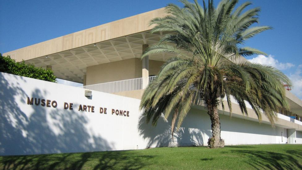 The painting has been one of the showstoppers of the Museo de Arte de Ponce in Puerto Rico (Credit: Oquendo/Flickr/CC BY 2.0)