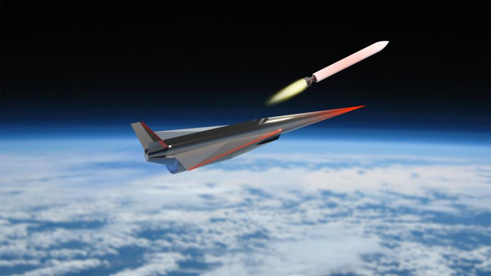 The next big leap in space travel will use hypersonic planes