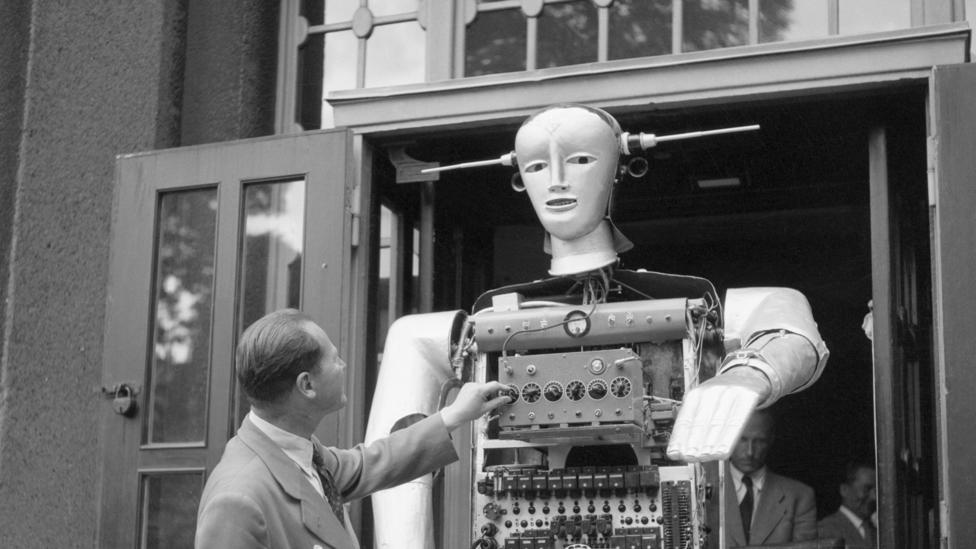 Artificial intelligence could one day make us feel awkward