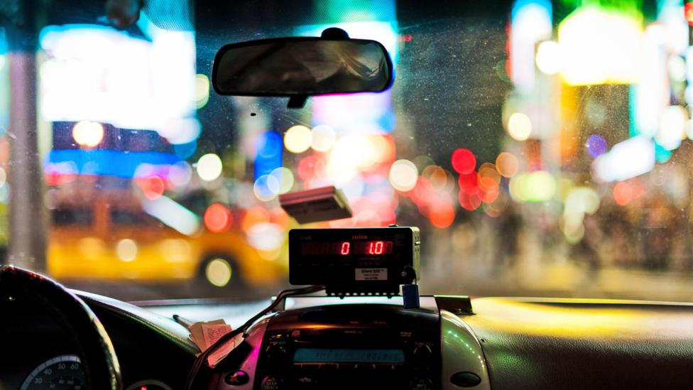 Driving for Uber, one couple was able to save $17,000 in seven months. (Credit: Getty Images)