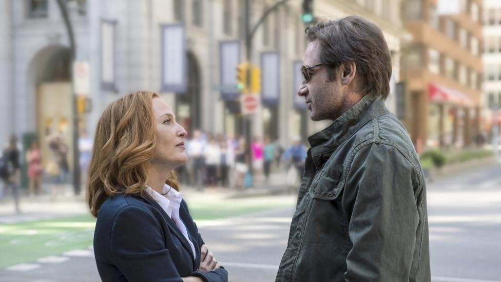 2. The X-Files