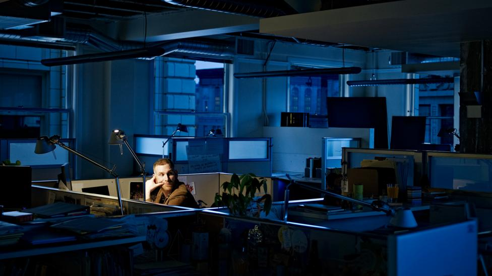 Fear can drive work martyrdom – especially among millennials (Credit: Getty Images)