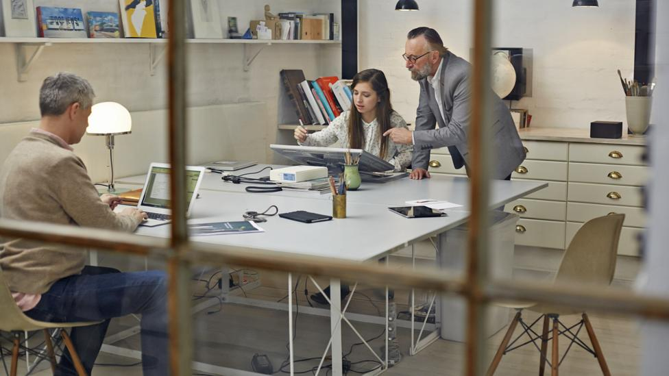 There are plenty of ways for employees to bond in closed offices (Credit: Getty Images)