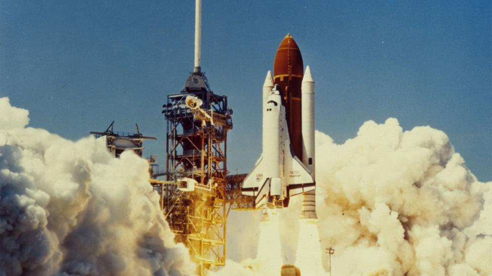 The 'normalisation of deviance' may explain the errors leading to the explosion of Nasa's Challenger space-shuttle (Credit: Getty Images)