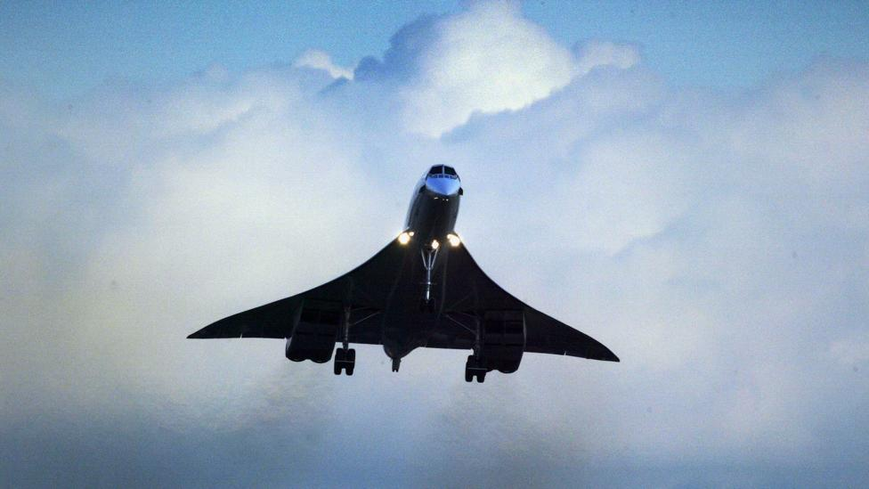 The Comet was as revolutionary to air travel as the Concorde was decades later (Credit: Getty Images)