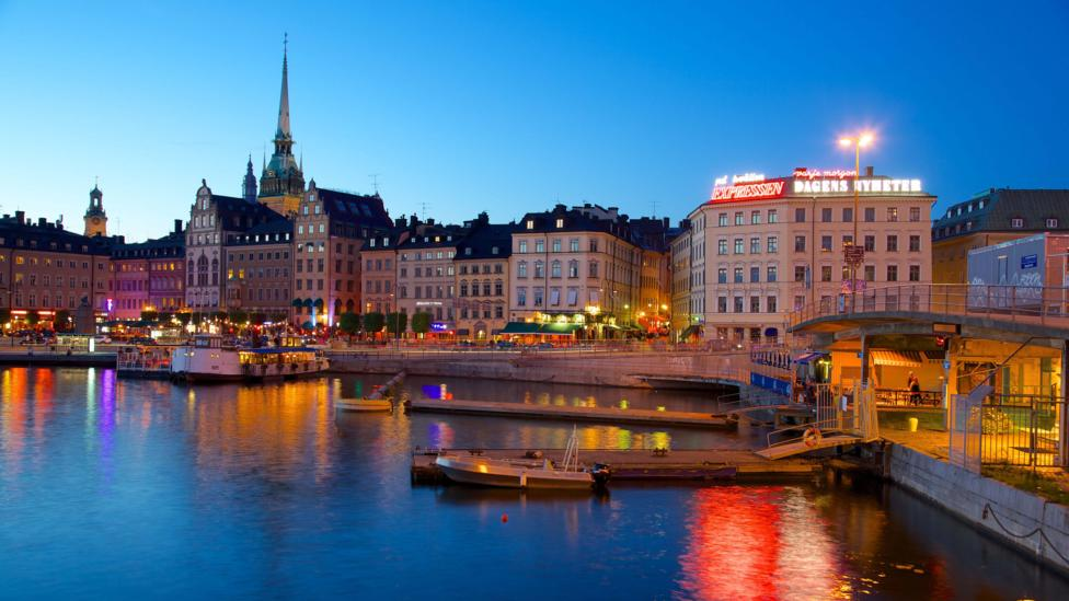 With one of the highest standards of living in the world and a booming start-up scene, Sweden has attracted growing numbers of expats and economic migrants (Credit: Alamy)