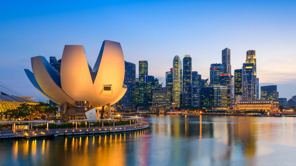Well-known as a global centre of finance, Singapore can be pricey – but is it really as expensive as it's made out to be? (Credit: Alamy)