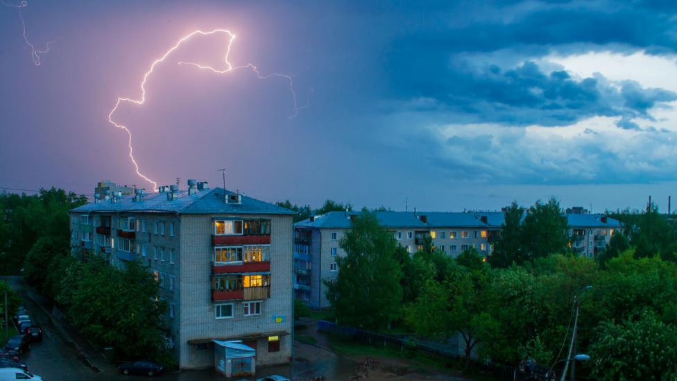 The popular perception is that the chance of being struck by lightning is one in a million - that's not true (Credit: Lena Lozhkina/Flickr/CC BY 2.0-ND)