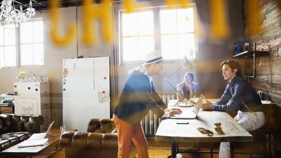 In Silicon Valley start-up culture, risk-taking is seen as being fundamental for success (Credit: Getty Images)
