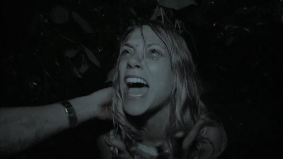David Schürmann evoked The Blair Witch Project in Disappeared, about campers experiencing the vacation from hell (Credit: Schürmann Film Company/Teleimage)