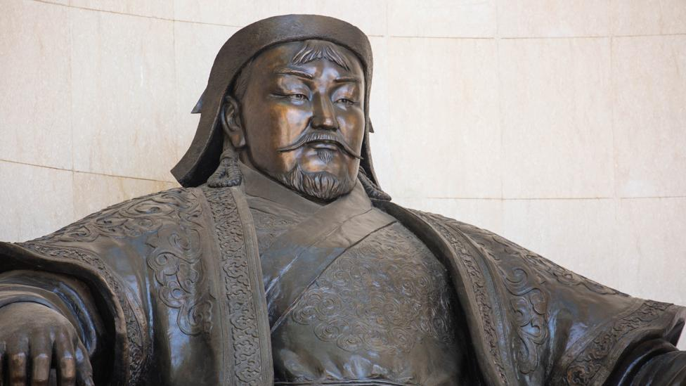 Mongol warrior Genghis Khan took so many wives that one-in-200 men may be related to him (Credit: iStock)
