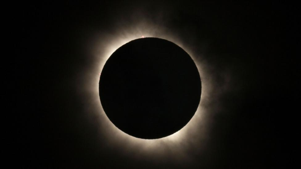 On 21 August, the first total solar eclipse to cross the North American continent since 1918 will take place, spurring some people to doomsday fears (Credit: Alamy)