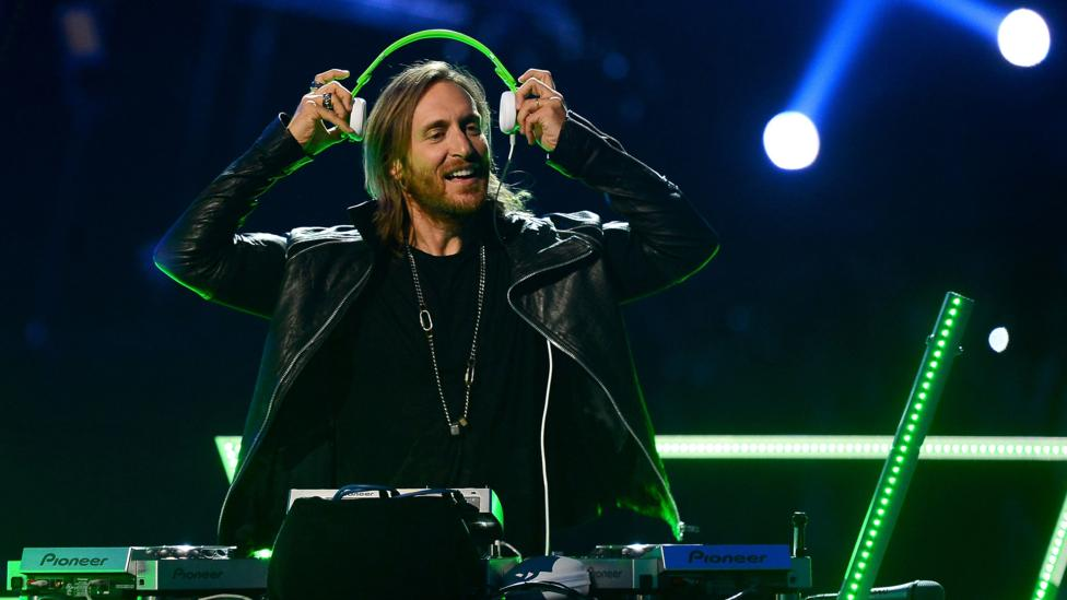 More expensive headphones marketed to DJs are tuned to moderate how much bass and treble they give out (Credit: Getty Images)