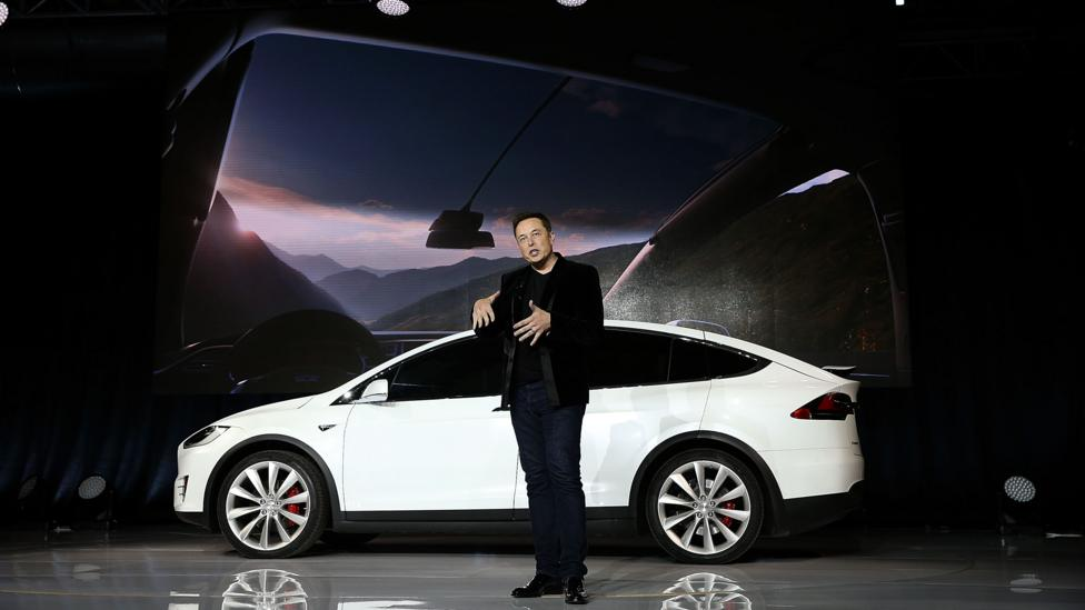 Charismatic leaders show integrity by taking personal risks for the good of the firm such as Elon Musk, who has never accepted a salary from Tesla (Credit: Getty Images)