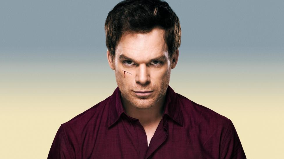 Fictional character Dexter Morgan is viewed as emotionally detached from other people – a trait associated with psychopathy (Credit: Showtime Networks)