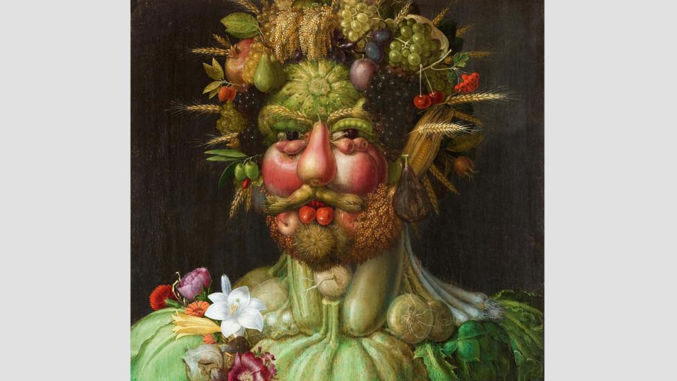 Giuseppe Arcimboldo's portraits are the inspiration behind the name of NotCo's AI: Giuseppe (Credit: Alamy)