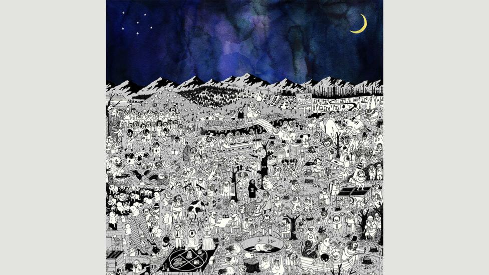 Father John Misty – Pure Comedy