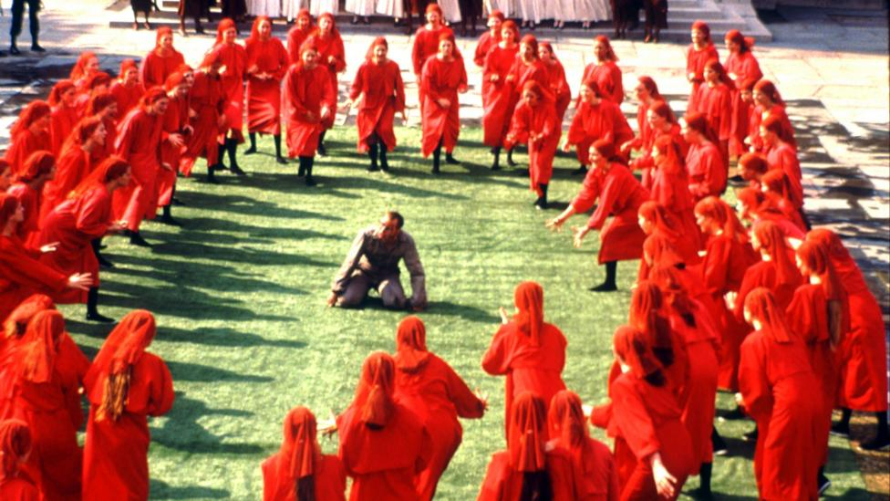 A Handmaid's Tale has many distressing moments (Credit: Alamy)