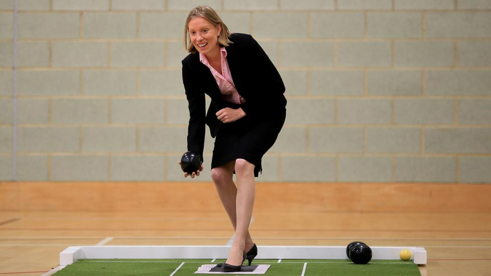 The UK has hired its first minister for loneliness, Tracey Crouch (Credit: Stephen Pond/Getty Images for Sport England)