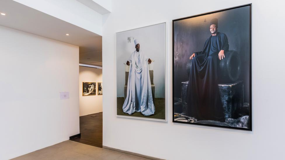 MACAAL, a new independent, not-for-profit contemporary art museum, has just opened – photos here by Maïmouna Guerresi (Credit: Saad Alami)